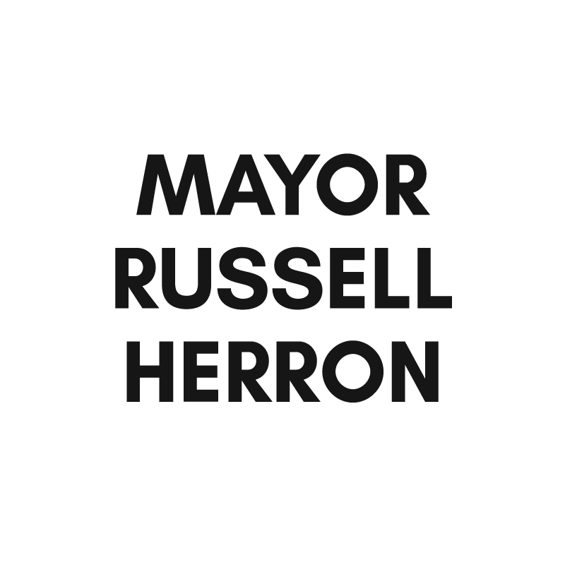 Mayor Russell Herron, Hilshire Village
